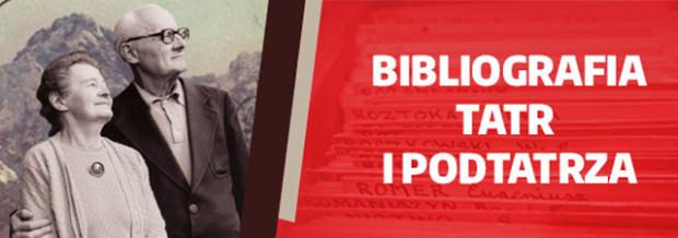 Bibliografia Tatr i Podtatrza