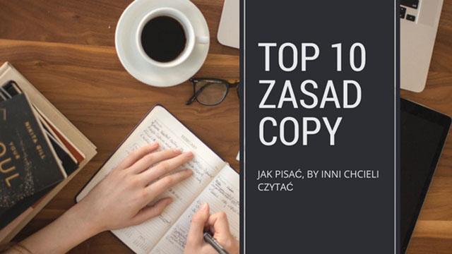 zasady copywriting